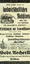 1914 Gebr. Aecherli