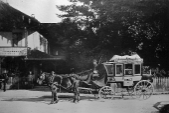 Postkutsche 1910