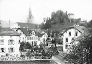 Bahnhofstrasse 1909