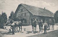 Gasthaus zur Eisenbahn Scheune