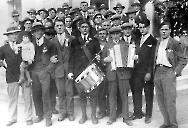 Aushebung Jahrgang 1911 Stecklibuebe