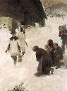 Versehgang im Winter in Reiden