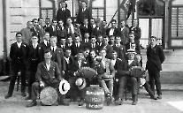 Aushebung Jahrgang 1927 Stecklibuebe Reiden