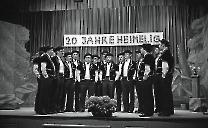 Jodlerklub Heimelig 1982