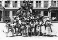 Trachtengruppe Reiden 1937