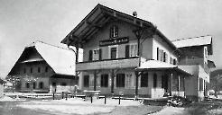 Gasthaus zur Eisenbahn 1940