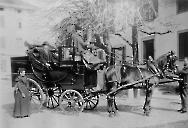 Gasthof zum Mohren 1901
