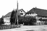 Gasthaus zur Sonne 1919 mit Saal