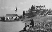 Kirche und Kommende 1910