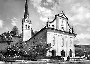 Römisch Katholische Pfarrkirche St. Johannes 1948