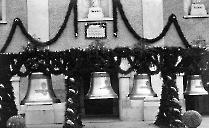 Die neuen Glocken der Pfarrkirche 1921