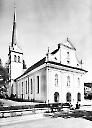 Römisch Katholische Pfarrkirche St. Johannes 1950
