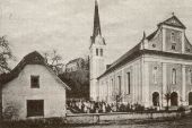 Römisch Katholische Pfarrkirche St. Johannes 1899