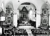 Römisch Katholische Pfarrkirche St. Johannes 1931
