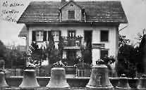 Die alten Glocken der Pfarrkirche 1921