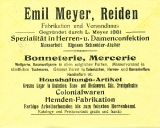 Meyer Emil 1911