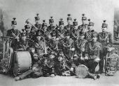 Harmonie-Musikgesellschaft des Versandgeschäftes Meyer, Reiden 1904
