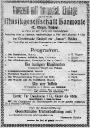 Harmonie-Musikgesellschaft 1907