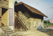 Walke Schlachthaus Metzgerei Wyss 1991