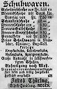 Handlung Jakob Thüring 1904