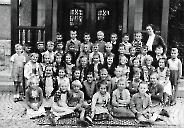 Klassenfoto 1952