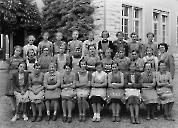 Klassenfoto 1954