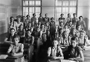 Klassenfoto 1953
