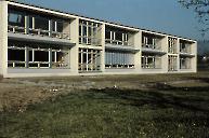 Schulhaus Johanniter 1 + 2 1958