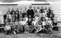 Klassenfoto 1918