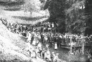 Waldfest im Tanzwinkel 1905