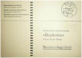 Bestellung 1952