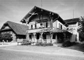 Gasthaus zur Eisenbahn 1955