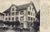 Gasthof zum Mohren 1917