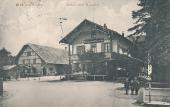 Gasthaus zur Eisenbahn 1913