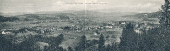 Panorama von Reiden und dem untern Wiggertal 1910