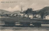 Reiden 1915 Ansicht vom Bahnhof