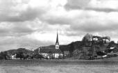 Kirche mit Kommende 1928