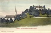 Kirche mit Kommende 1907