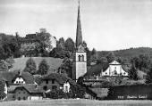 Kirche mit Kommende 1960