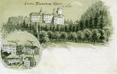 Marienbburg 1900