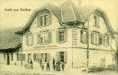 Unterdorf Käserei 1904
