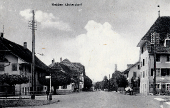 Unterdorf 1925