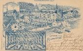Kneippkuranstalt Blum 1903