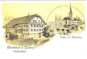 Gasthaus Lamm 1900