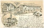 Kneipp- Kuranstalt 1901