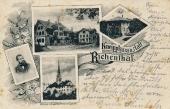 Kneippkuranstalt 1900