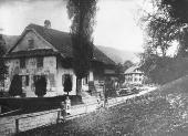 Dorfstrasse Keist Adolf 1905