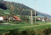 Dorfstrasse Klempen 1988