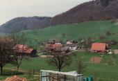 Dorfstrasse Klempen 1991