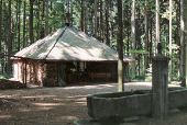 Tannewald Jagdhütte 1998